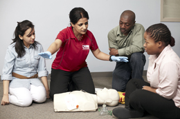 Safety Training - CPR / AED