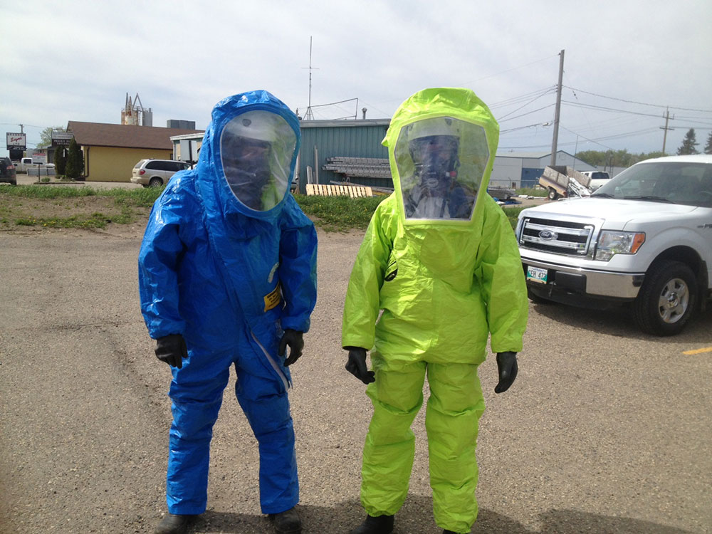Safety Training-HAZARDOUS MATERIALS